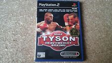 Mike Tyson Heavyweight Boxing (Sony PlayStation 2, 2002)