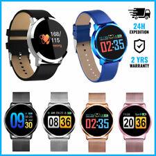 Original Q8 Smart Band Watch Sport Montre Horloge Bluetooth OLED Android iOS