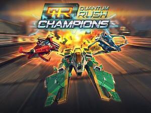 Quantum Rush Champions STEAM KEY (PC) 2014, Sci-Fi Action, Fast Dispatch