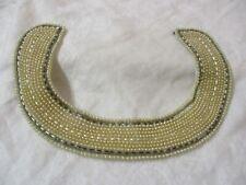 Vintage Japan Miranda faux Pearl Collar