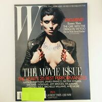 W Magazine February 2011 American Actress Rooney Mara in The Movie Issue, VG