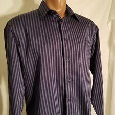 Ben Sherman Mens sz XL Long Sleeve Button Front Shirt