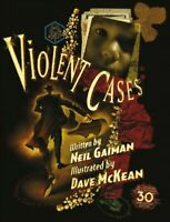 Violent Cases, Hardcover by Gaiman, Neil; McKean, Dave (ILT), Like New Used, ...