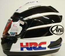 Arai Corsair X HRC FREE Dark lens option motorcycle helmet Honda Racing