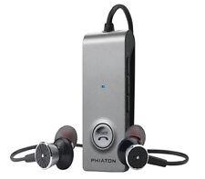 Phiaton BT 220 NC Wireless Bluetooth Headphone Noise Cancelling Earbuds BT220NC