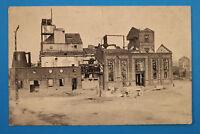 Pas de Calais 62 AK CPA Neuville bei Arras 1916 Usine de sucre Personnes Ruines