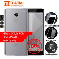 "XIAOMI Redmi Note 4X 5.5"" Dual Sim Octa Core 4G Teléfono inteligent 32GB 3GB"