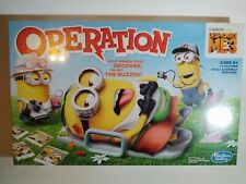 Despicable me 3™ edition Operation™ board game. Brand New