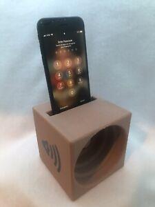 Acoustic SoundBox sound bar, IPhone, Android acoustic amplifier