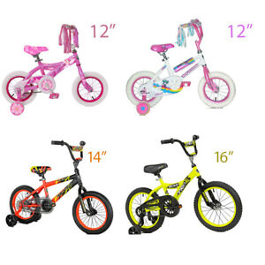 "Brand New Kent Kids Bicycles, Girl's And Boy's, 12"" 14"" 16"" 18"" 20"" Wheels size"