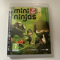 PS3 Game - Mini Ninjas - Tested - Full Working Condition