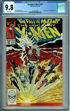UNCANNY X-MEN 227 CGC 9.8 FORGE & FREEDOM FORCE New Non-Circulated CGC Case
