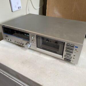 Vintage JVC KD-D4 Stereo Cassette Tape Deck Recorder - Parts