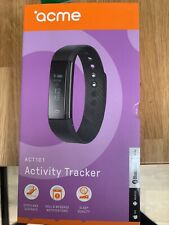 Acme ACT101 Fitness Activity Tracker – Black, One Size