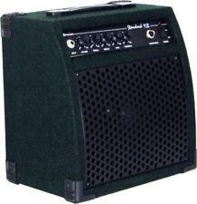 Amplificadores para bajo para guitarras y bajos