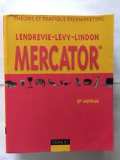 MERCATOR THEORIE ORATIQUE MARKETING 2006 LENDREVIE LEVY LINDON DUNOD