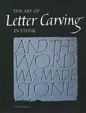 The Art of Letter Carving in Stone by Tom Perkins (Hardback, 2006)