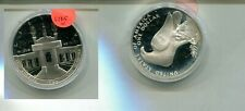 1984 S OLYMPIC PROOF SILVER COMMEMORATIVE DOLLAR COIN NO BOX 6725N