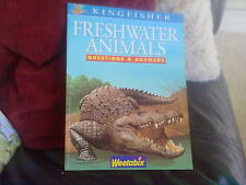 Freshwater Animals Questions & Answers-Michael Chinery Paperback English 1998