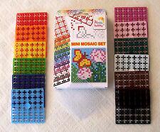 'Mini Mosaic' Design-your-own (2 bases) Pixelhobby Pixel Craft Kit MosaiCraft