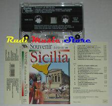 MC SOUVENIR SICILIA Di of de von italy REPLAY MUSIC RMK 2210 cd lp vhs dvd