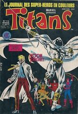 BD--TITANS N° 113--STAN LEE--LUG / JUIN 1988
