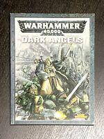 Games Workshop Warhammer 40K 40,000 4th Edition Codex Dark Angels (2006)