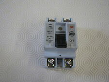 WYLEX 100A 50Hz DOUBLE POLE MAINSWITCH. CAT NO 810.BS 5419.  L 1395