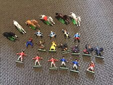 Deetail By Britain LTD 23 Piece LOT Soldiers & Horses Mixed Vintage Lot 1971