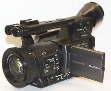 Panasonic AG-HMC150P Professional Video Camera 3CCD Pro Camcorder--(822 hrs)