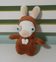 RAVING RABBIDS PLUSH TOY! DRESSED AS KANGAROO SOFT TOY  21CM TALL KIDS TOY!