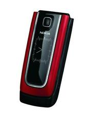 Nokia 6555 Flip Mobile Phone-Red