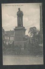 Delft  Standbeeld Hugo de Groot