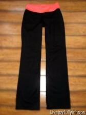 OLD NAVY ~ Size XS ~ Black Compression Stretch Straight Leg JERSEY Yoga Pants