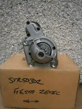 New Wood Auto Starter Motor to fit Ford Fiesta & Ford KA 1.3, 1.6 2001 >
