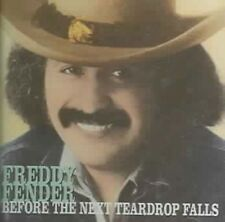 Before The Next Tear US IMPORT 0076742025724 by Freddy Fender CD