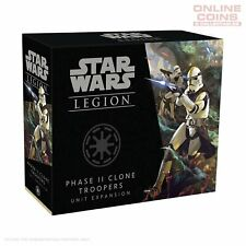 Star Wars Legion Phase 2 II Clone Troopers Unit Expansion