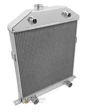 ( Flathead V8 Engine Conv ) 1942 1946 1947 1948 Ford, Mercury 3 Row DR Radiator