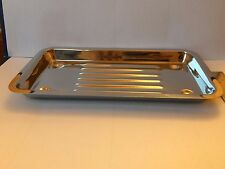 Dental Instruments Lab Tray Clinic Tray German Stainless Steel High Quality