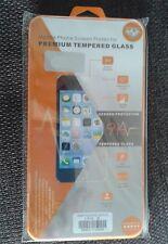 "Pellicola in vetro temperato 9H salva schermo per Apple iphone 6 6s 4.7"" + cover"