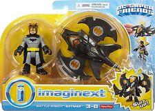 Imaginext DC Super Friends - Battle Armor Batman *BRAND NEW*