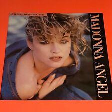 MADONNA ANGEL  BURNING UP UK 12 1985
