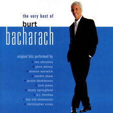 The Very Best of Burt Bacharach - Burt Bacharach CD