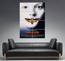 Le silence des agneaux Affiche Cinéma Wall Poster Movie Film Classic format A0