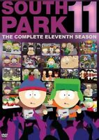 South Park - South Park: The Complete Eleventh Season [New DVD] Full F