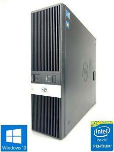 HP RP5800 Retail System - 500GB HDD, Intel Pentium G850, 8GB RAM - Win 10 Pro