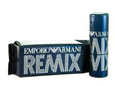 Emporio Armani REMIX 100ml Eau de toilette for men FOR HIM 3.3 oz BNIB Sealed