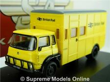BEDFORD TK BRITISH RAIL MODEL TRUCK LORRY 1:76 SCALE R7088 AUTOS OXFORD K896Q