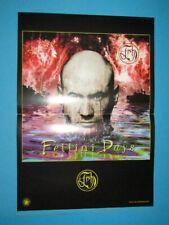 Fish (Marillion) / Fellini Days - LP, CD Promo Poster - 42 x 29 cm