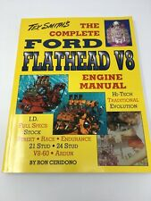 The Complete Ford V8 Engine Manual by Ron Ceridono (2001, Trade Paperback)